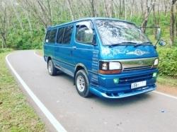 Toyota Hiace Dolphin 113 1991