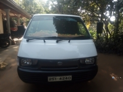 Toyota Town Ace Flat Roof 1993