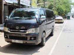 Toyota KDH 2008