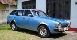 Mitsubishi Lancer Wagon 1978