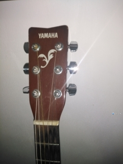 Yamaha Semi Acoustic Guitar