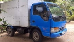 JAC Lorry for Rent