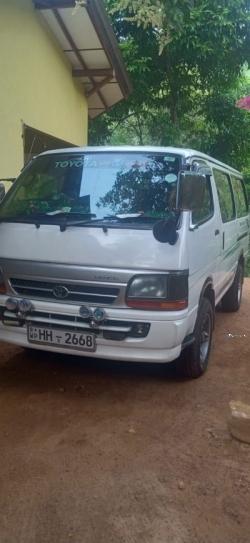 Toyota LH119V 1997