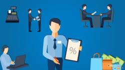 අලෙවි නිලධාරී (Sales Representative)