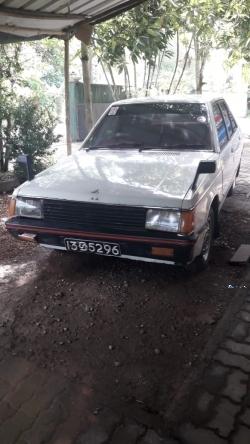 Mitsubishi Lancer 1984