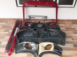 Bajaj 4strock Threewheel Body Parts