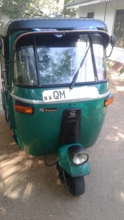 Bajaj RE Three Wheeler 2007