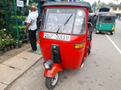 Bajaj RE Three Wheeler 2000