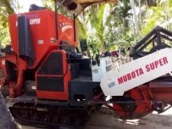 Mubota Super70 Harvester