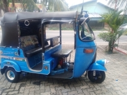 Bajaj RE Three Wheeler 1997