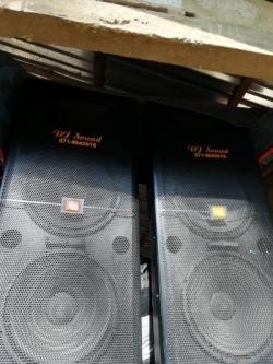 JBL Full Sound Setup