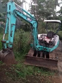 Hitachi IHI Excavator