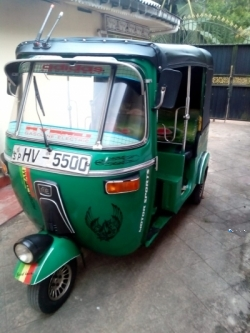 Bajaj RE 2 Strock Three Wheel 2003