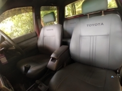 Toyota Hilux Double Cab 1991