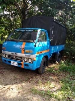 Isuzu Single Wheel 150 1986
