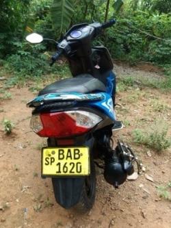 Honda Dio 2012