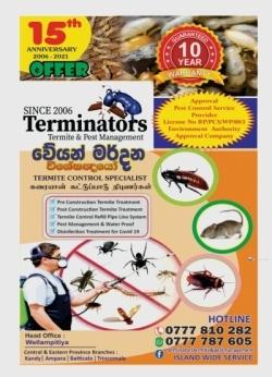 Termite & Pest Management