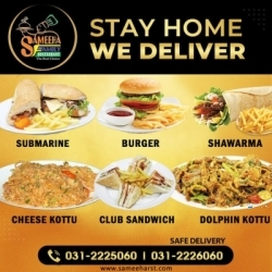 Sameeha Family Restaurant Food Delivery in Negombo